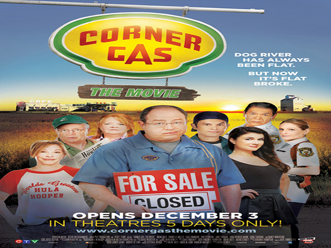 Corner Gas The Movie [2014 USA Movie]