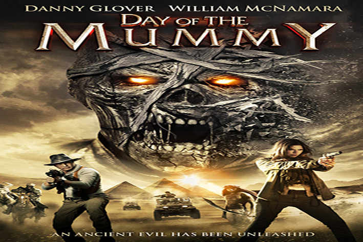 Day of the Mummy [2014 USA Movie]