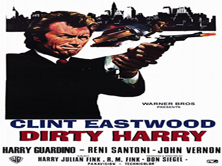 Dirty Harry [1971 USA Movie]
