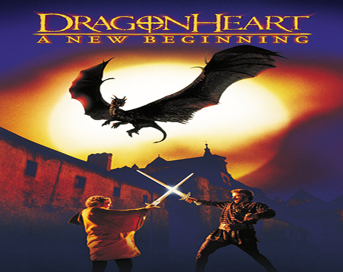 Dragon Heart 2: A New Beginning [2000 USA Movie]