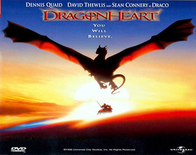 Dragon Heart [1996 USA Movie]