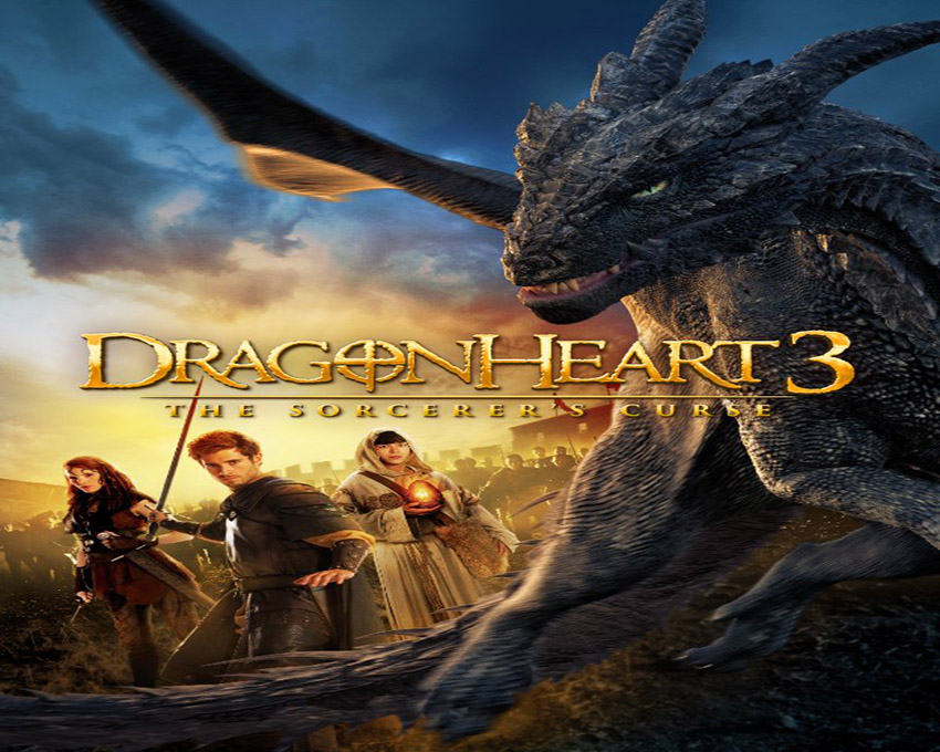 Dragonheart 3: The Sorcerer's Curse [2015 USA Movie]