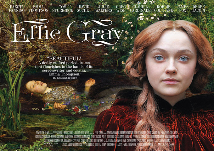 Effie Gray [2014 UK Movie]