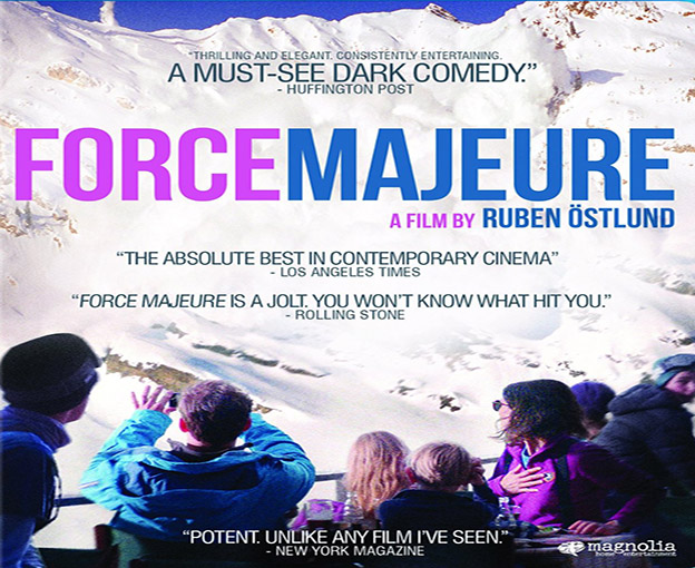 Force Majoure [2014 Sweden, France & Norway Movie]