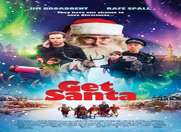 Get Santa [2014 USA & UK Movie]