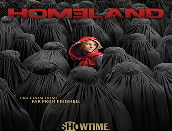 Homeland SEASON 4 Completed [2014 USA Series]