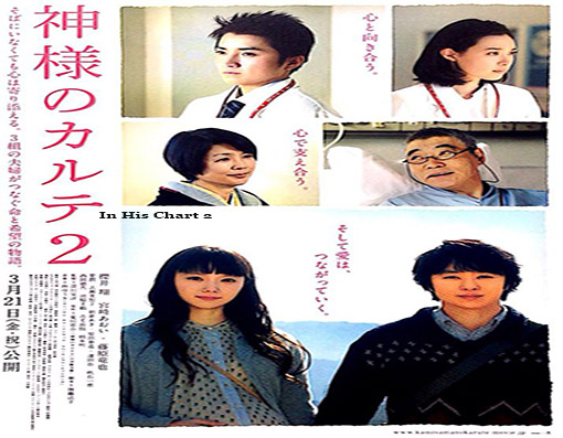 In His Chart 2 [2014 Japan Movie]