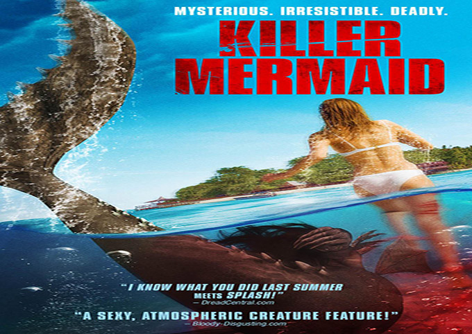 Killer Mermaid aka. Nymph / Mamula [2014 Serbia & Montenegro Movie]