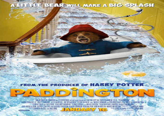 Paddington [2014 UK & France Movie]