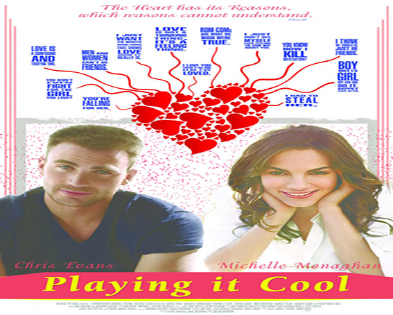 Playing it Cool [2014 USA Movie]