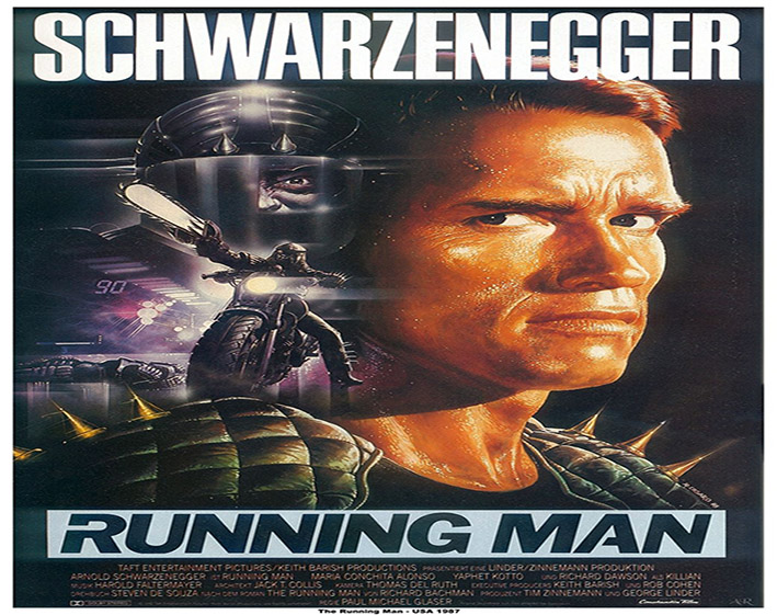 Running Man [1997 USA Movie]