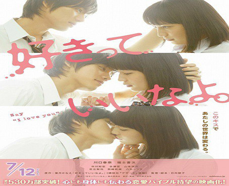 Say I Love You [2014 Japan Movie]
