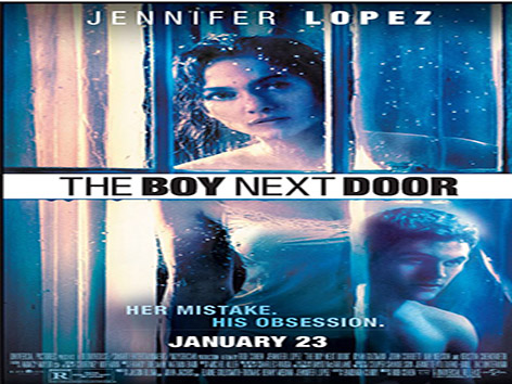 The Boy Next Door [2015 USA Movie] – Chi Subbed, Censored version