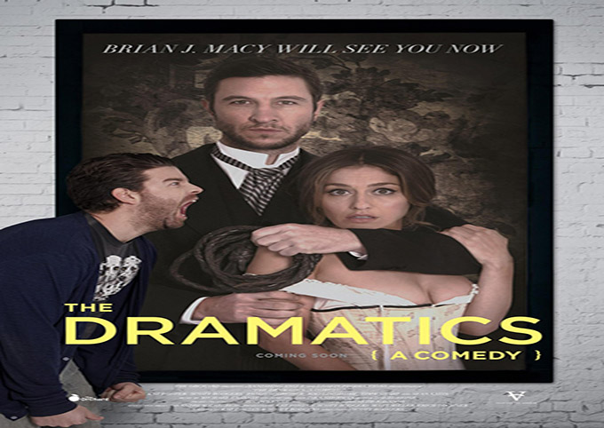 The Dramatics: A Comedy [2015 USA movie]