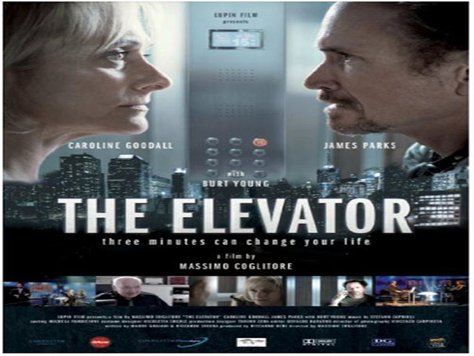 The Elevator: Three Minutes Can Change Your Life [2014 Italy Movie]