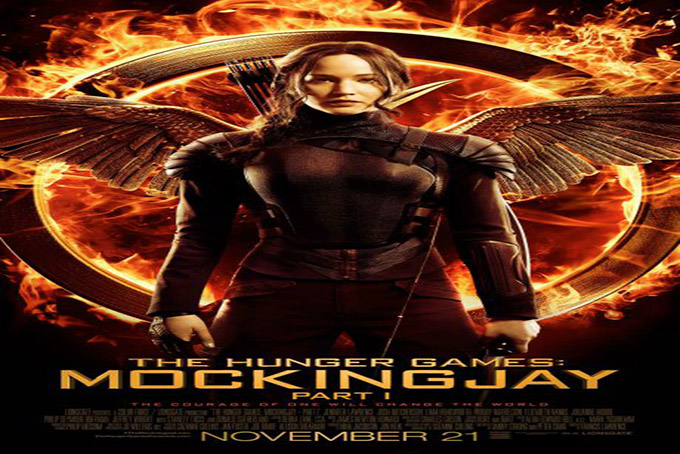 The Hunger Games Mockingjay Part 1 [2014 USA Movie]