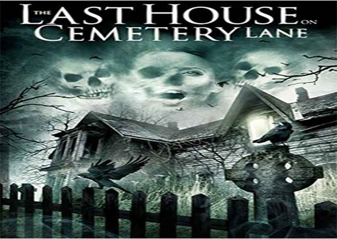 The Last House on Cemetery Lane [2015 UK Movie]
