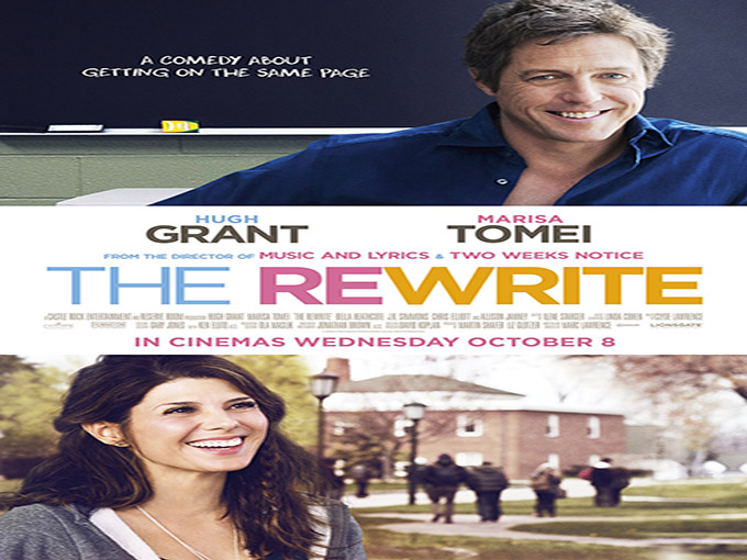 The Rewrite [2014 USA Movie]