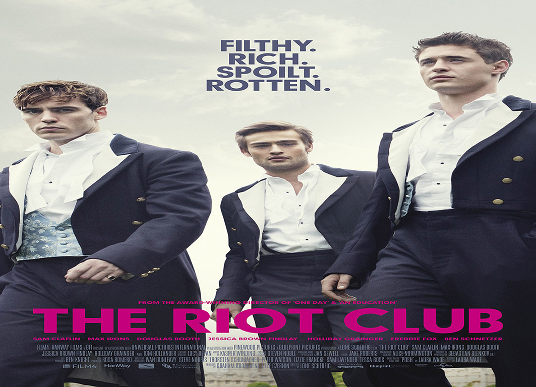 The Riot Club [2014 UK Movie]