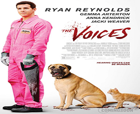 The Voices [2014 USA Movie]