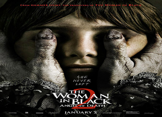 The Woman in Black 2 Angel of Death [2014 UK & Canada Movie]
