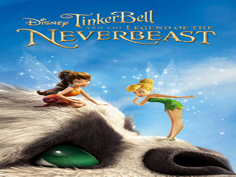 Tinker Bell and the Legend of the NeverBeast [2015 USA Movie]