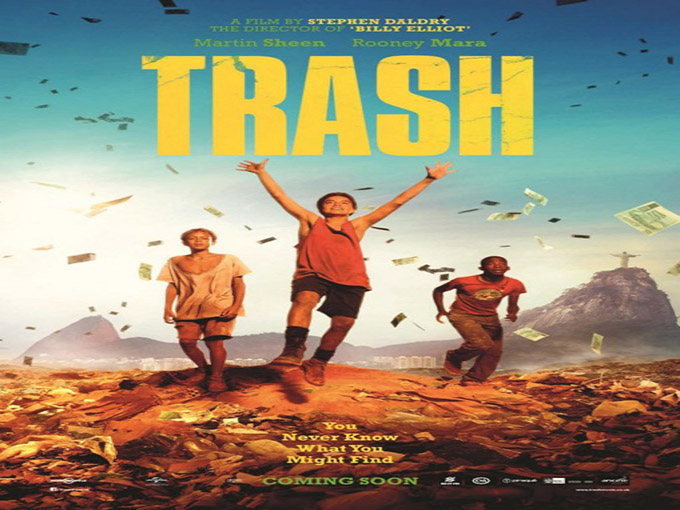 Trash [2014 UK & Brazil Movie] – english