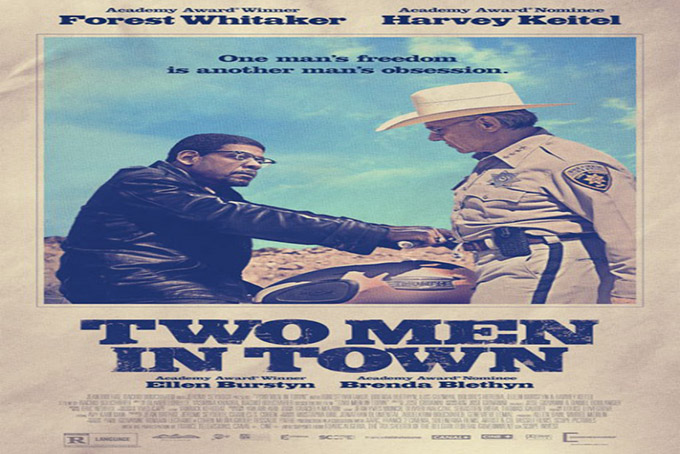 Two Men In Town [2015 USA, France, Belgium & Algeria Movie]