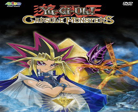 Yu Gi Oh Capsule Monsters [2006 Japan Anime Series]