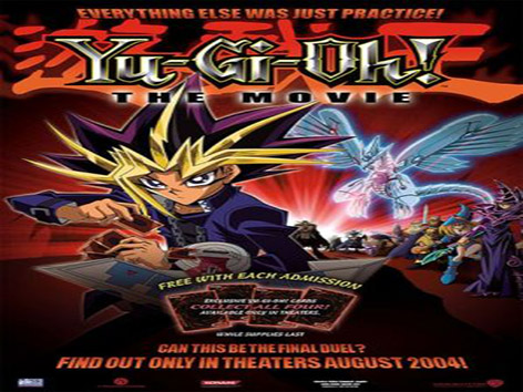 Yu Gi Oh The Movie [2004 Japan Anime Movie]