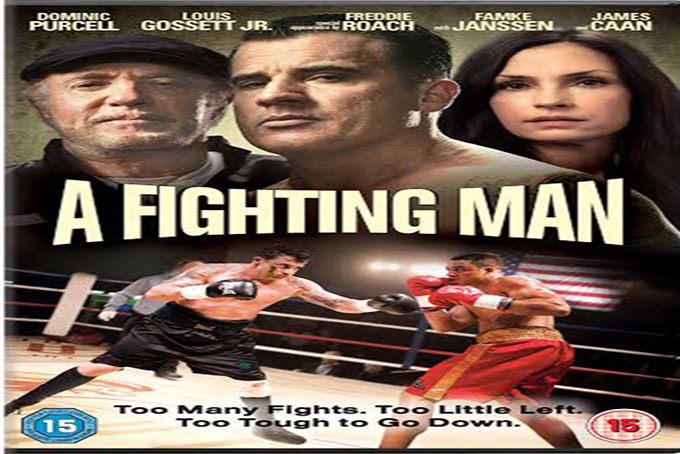 A Fighting Man [2014 Canada Movie]
