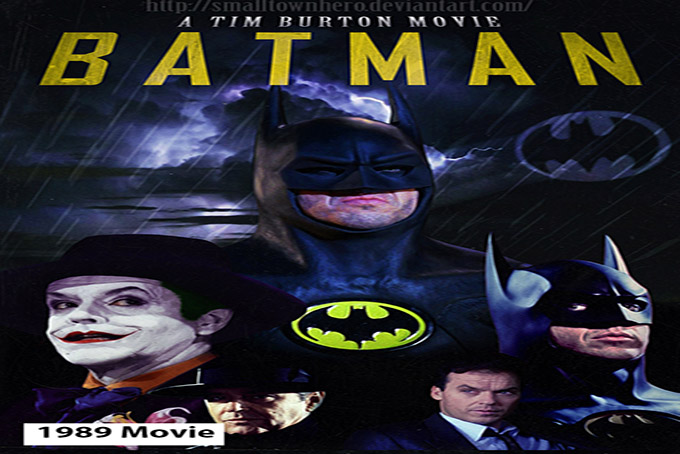 Batman [1989 USA & UK Movie]