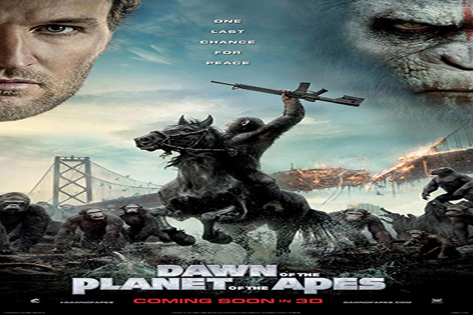 Dawn of the Planet of the Apes [2014 USA Movie]
