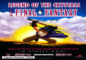 Final fantasy crystal