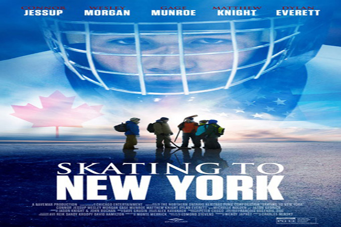 Skating to New York [2014 USA Movie]