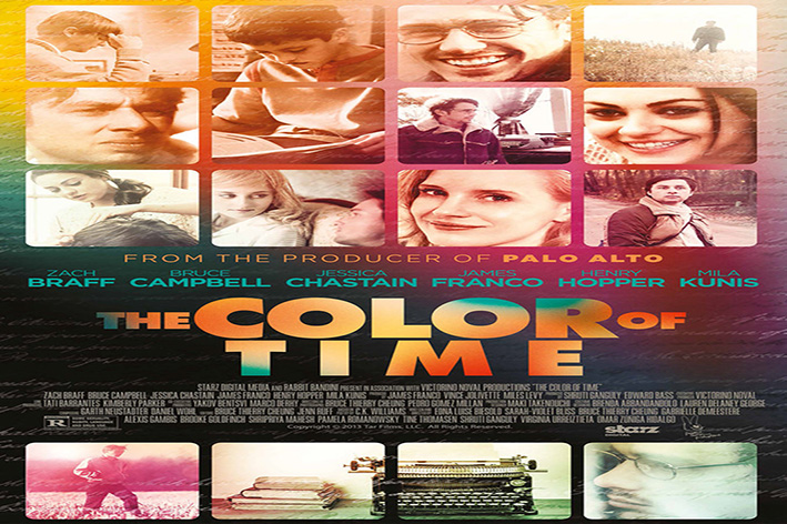 The Color of Time [2012 USA Movie]