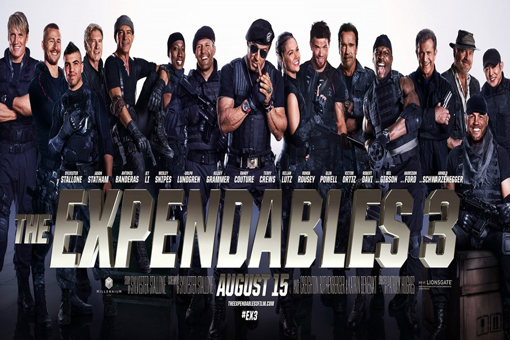 The Expendables 3 [2014 USA & France Movie]