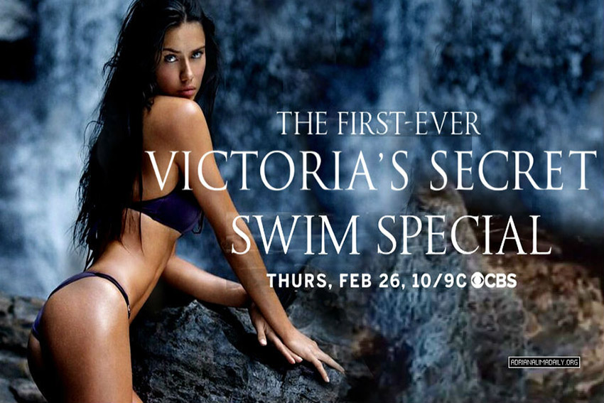 Victoria Secret Swim Special 2015 [2015 USA Show]