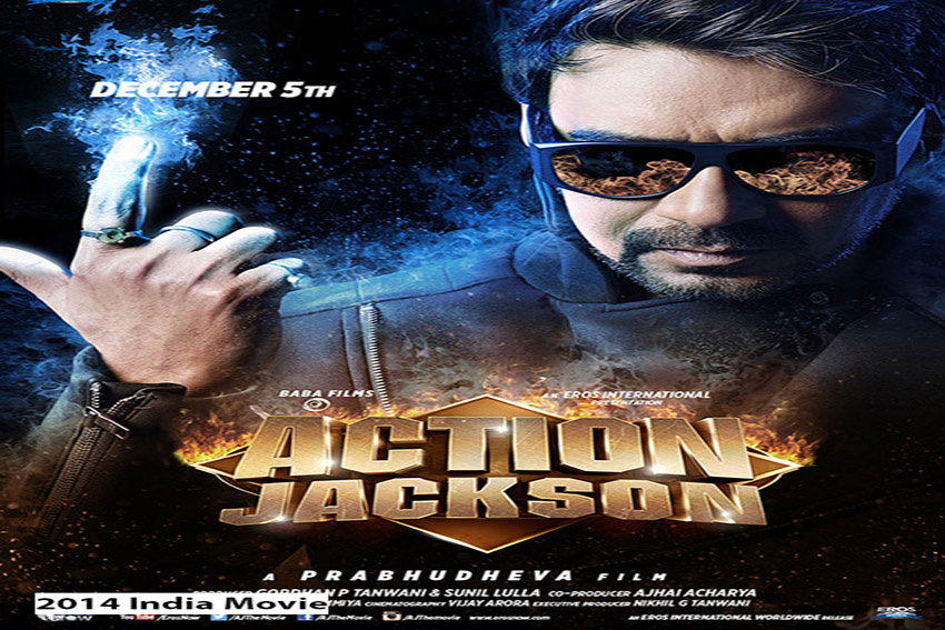 Action Jackson [2014 India Movie]