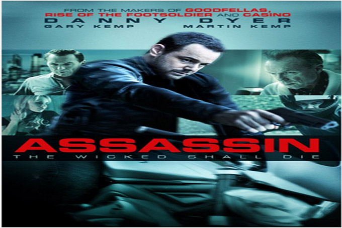 Assassin 2015 UK Movie