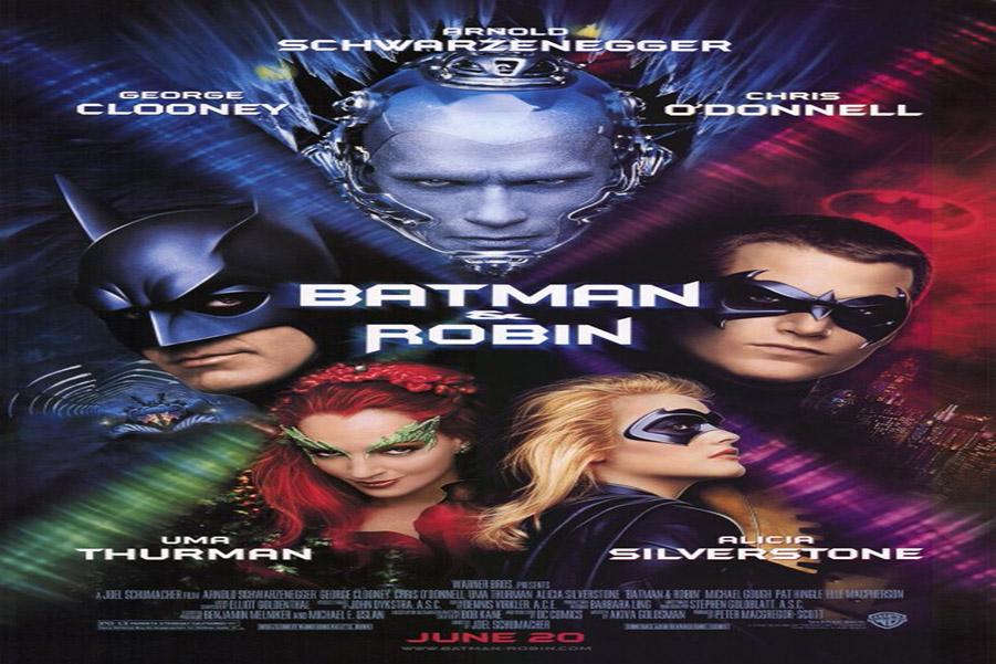 Batman & Robin (4th) [1997 USA & UK Movie]