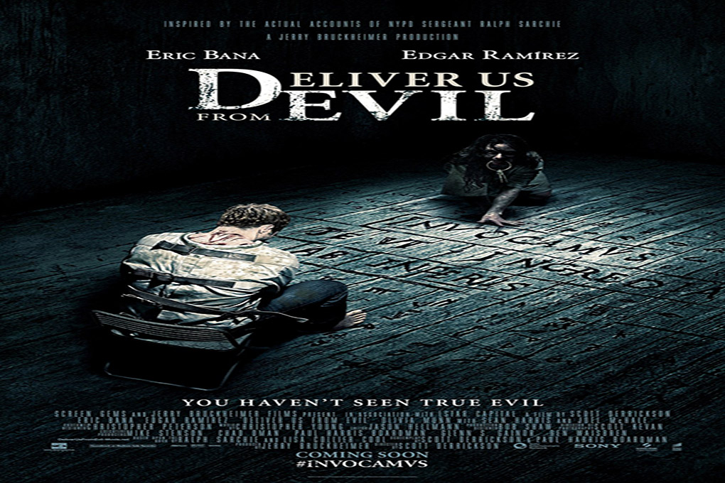 Deliver Us From Evil [2014 USA Movie]