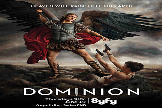 Dominion SEASON 1 [2014 USA Series]