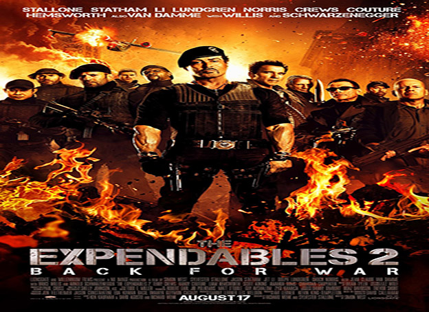 The Expendables 2 [2012 USA Movie]