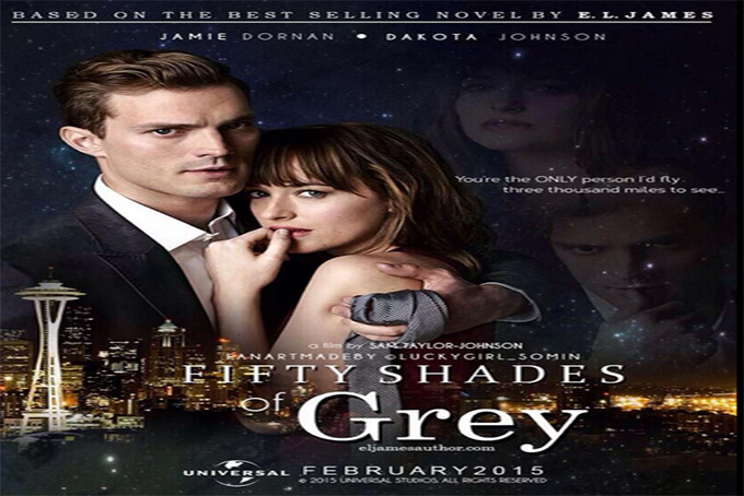 Fifty Shades of Grey [2015 USA Movie] – chinese subbed