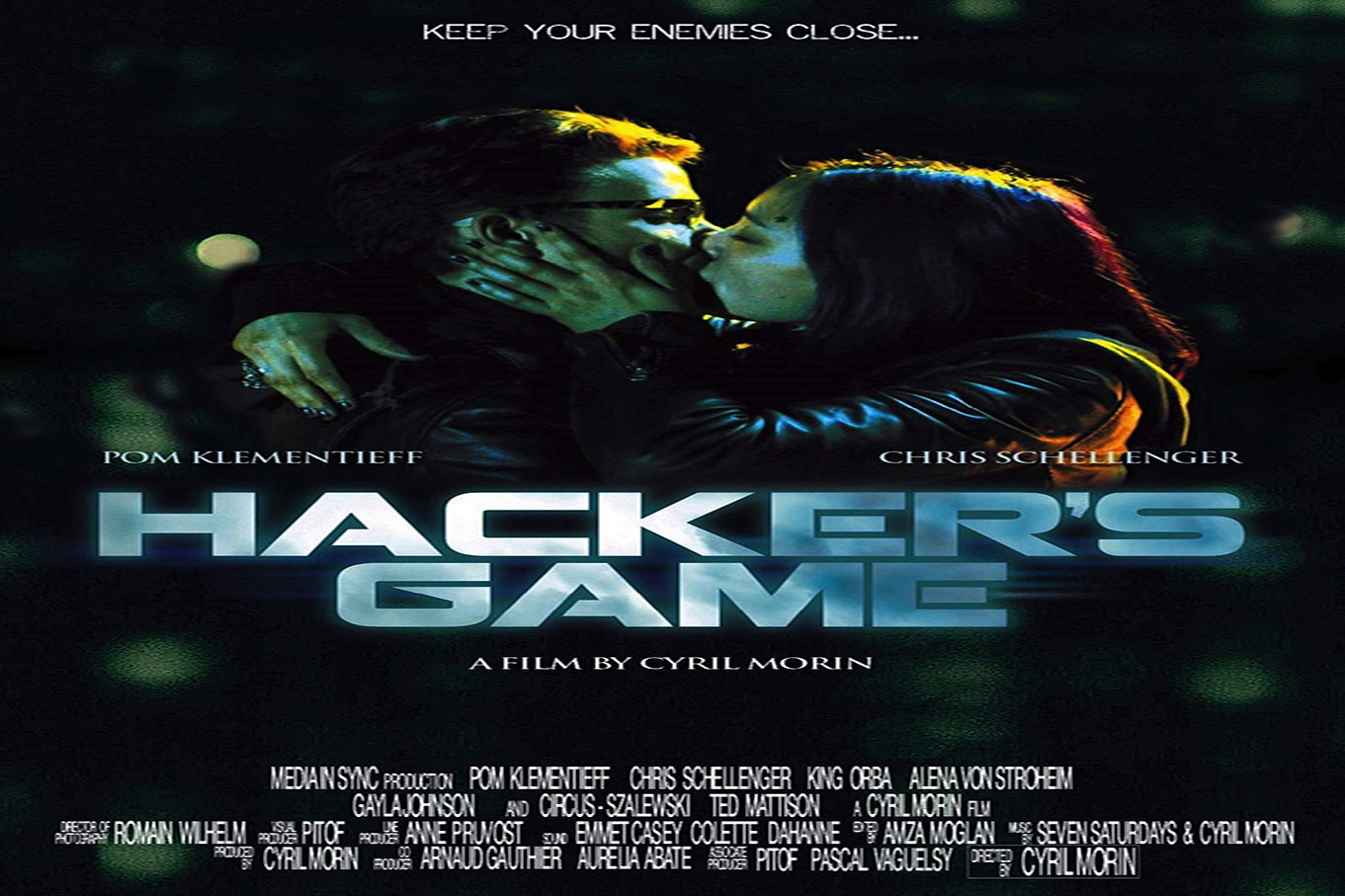 Hacker's Game [2015 USA & France Movie]