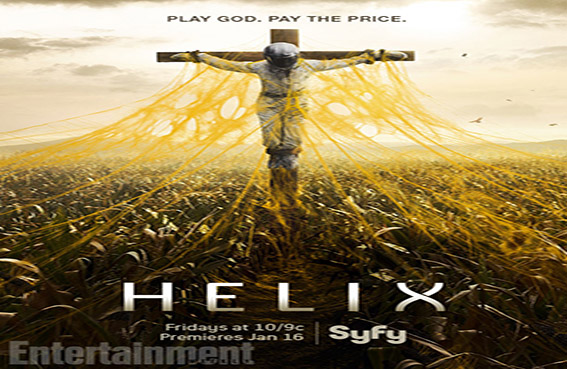 Helix SEASON 1 [2014 USA & Canada Series]