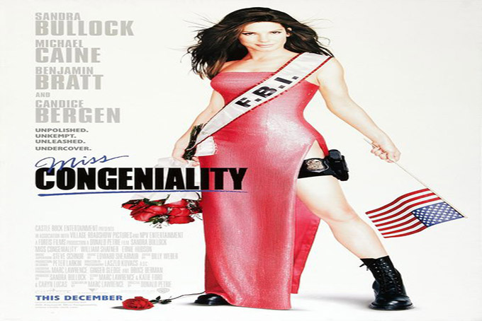 Miss Congeniality [2000 USA & Australia Movie]