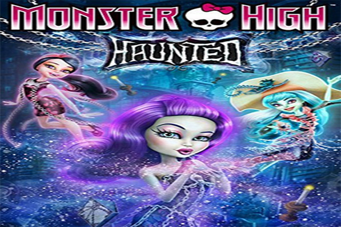 Monster High Haunted [2015 USA Movie]
