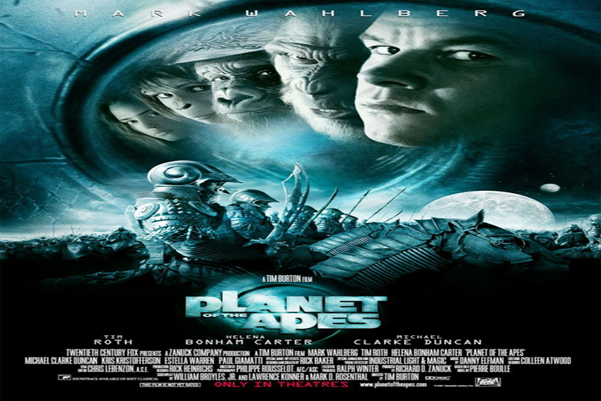 Planet of the Apes [2001 USA Movie]